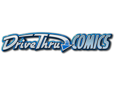 Drive Thru Comics Logo
